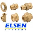 Фитинги трубной системы ELSEN