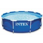 Бассейн каркасный Intex 305Х76 см, круглый