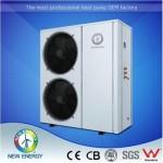 Тепловой насос воздух-вода для нагрева бассейна New Energy NERS-G/5Y, нагрев 22 кВт