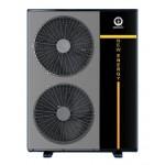 Тепловой насос воздух-вода New Energy BKDX50-200I/150/S нагрев, охлаждение, ГВС 20 кВт. Инвертор