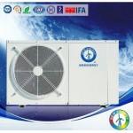 Тепловой насос воздух-вода для нагрева бассейна New Energy NERS-G/3Y, нагрев 12,6 кВт