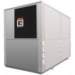 Тепловой насос вода-вода (рассол-вода) Deron DE-150W/S 54 кВт, отопление, охлаждение, ГВС