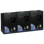 Комплект однофазных стабилизаторов для трехфазной сети на 30 кВА Энергия Voltron