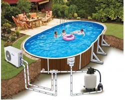 Способы нагрева воды в бассейне. Чем выгоднее?
